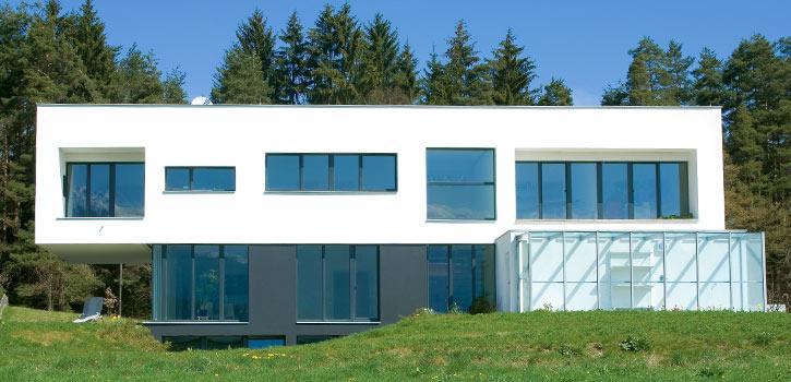Fassadenreinigung Fassadenbau