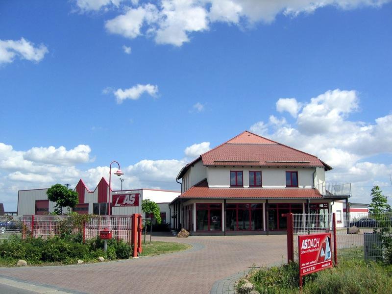 ASDACH Dachdecker in Weißenfels
