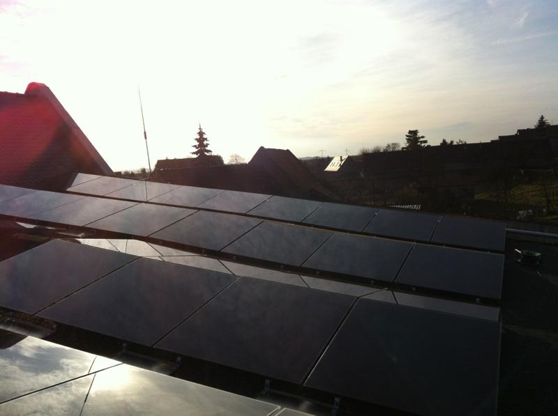 Photovoltaikanlage Storkau