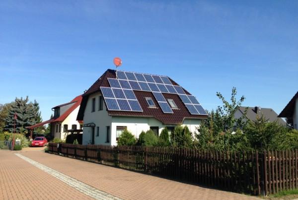 Solaranlage Rödgen