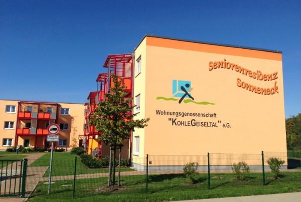 Seniorenheim Weißenfels