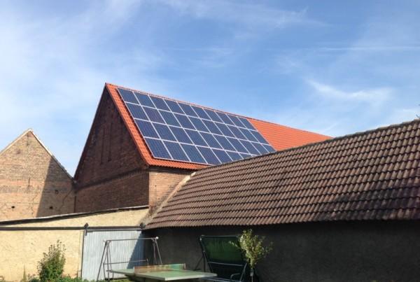 Solaranlage Obschütz