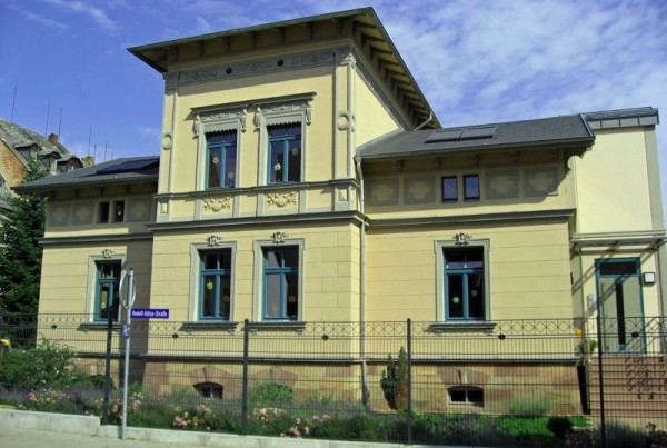 Integra gGmbH – Kindertagestätte in Weißenfels – Innenausbau/Anbau