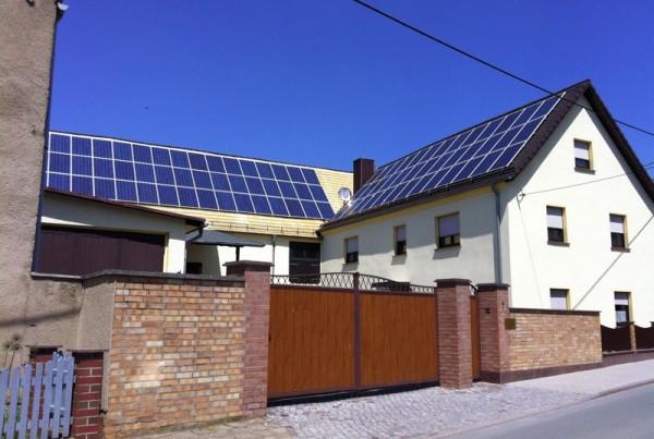 Storkau Solaranlage