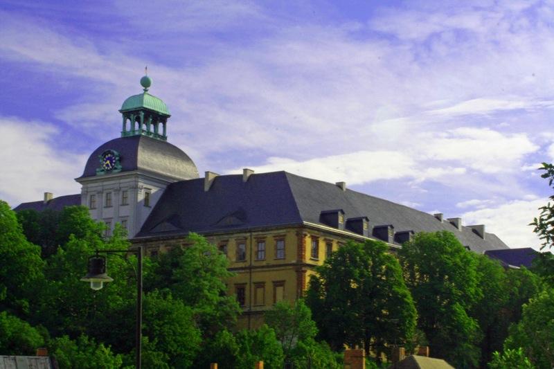 Schloß Neu-Augustusburg Weißenfels