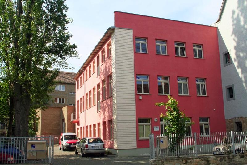 Geschäftshaus in Weißenfels