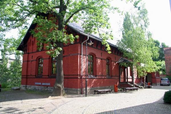 Sporthalle der Volkshochschule Weißenfels