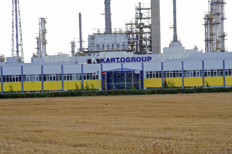 Kartogroup Papierfabrik Leuna