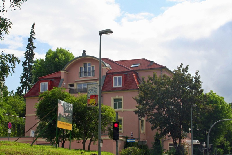 """Parkhotel """"Güldene Berge"""" in Weißenfels"""