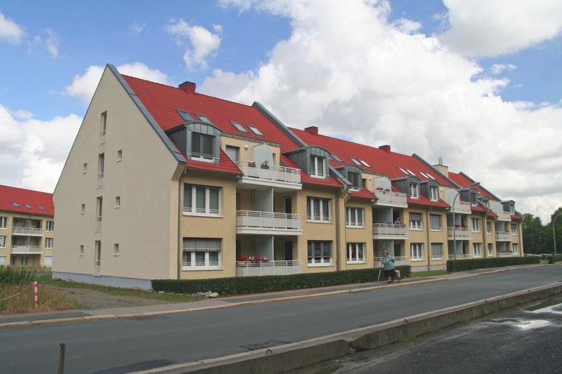 Seniorenwohnanlage in Weißenfels
