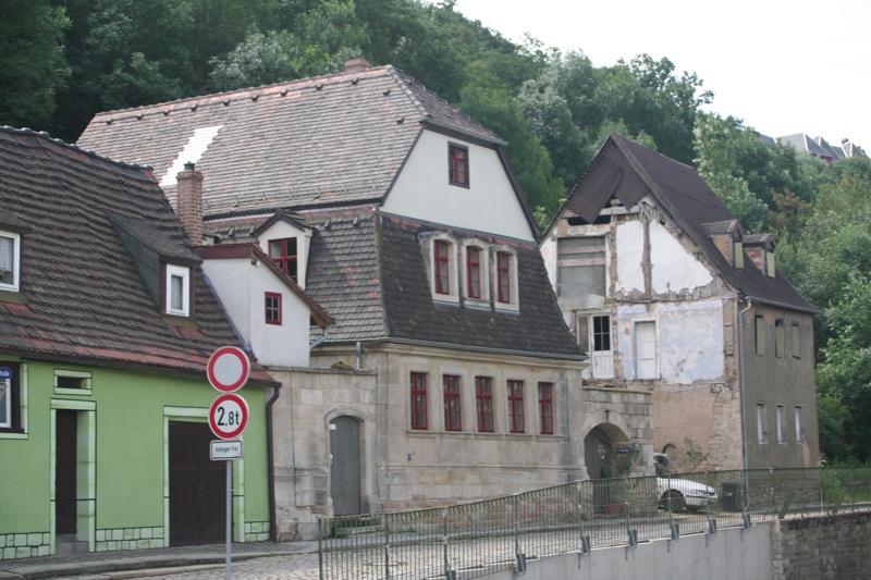 Historisches Wohnhaus Weißenfels