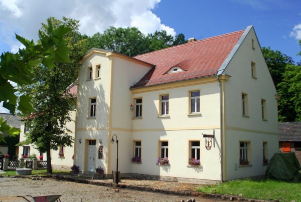 Rittergutshaus in Großgörschen