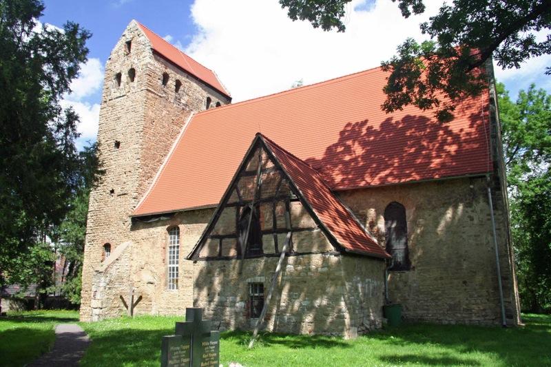 Kirche in Großgörschen