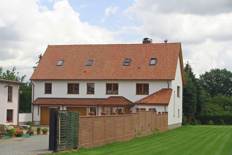 Wohnhaus in Zöschen