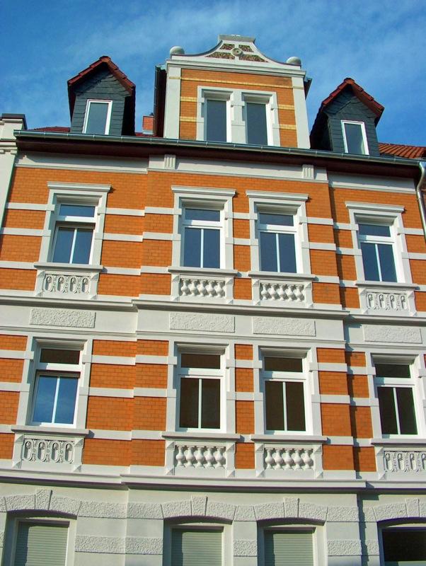 Mehrfamilienhaus Weißenfels