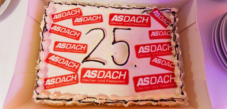 25 Jahre Torte