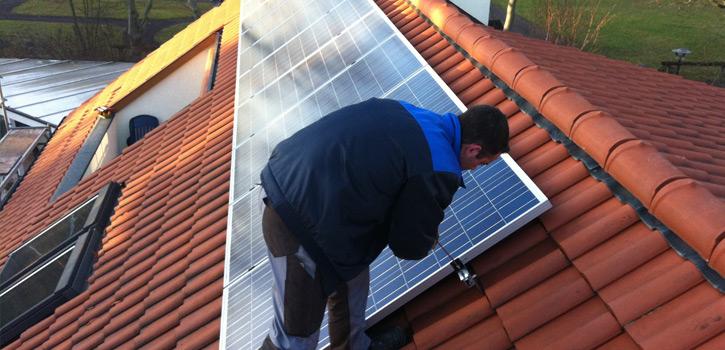 Wartung Photovoltaikanlage