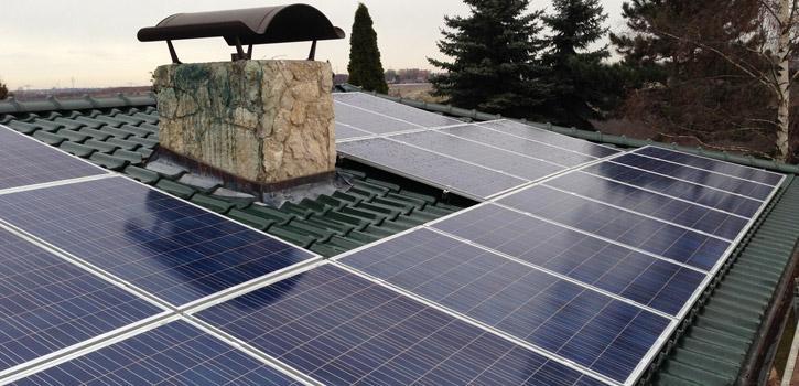 Planung Solaranlage