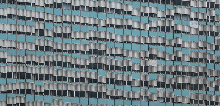 Bewegte Fassaden