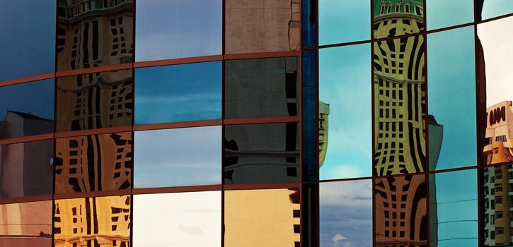 Fassaden Glas